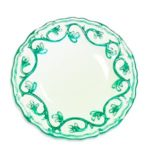 Тарелка с зелеными узорами в магазинах Fix Price